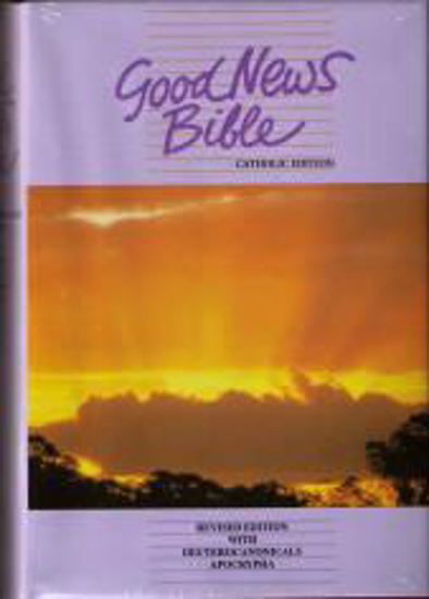 Picture of Good News Bible Catholic Standard Hardcover by Australian Bible Society
