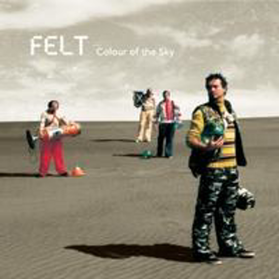 Picture of Colour of the Sky by Felt