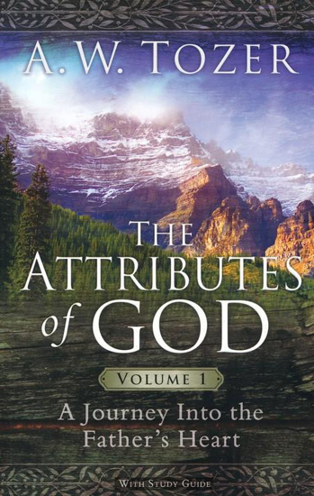 Picture of Attributes of God, Volume 1: A Journey into the Father's Heart, with Study Guide by AW Tozer