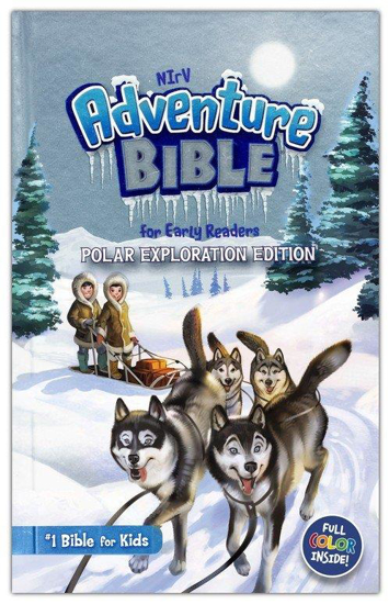 Picture of NIRV Adventure Bible For Early Readers Polar Exploration by Zondervan