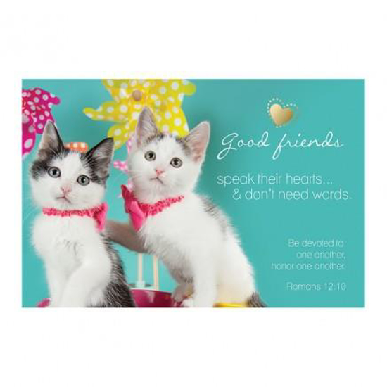 Picture of PIO Good Friends Speak Their Hearts (Pkt 25) by Universal